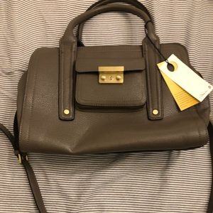 Phillip Lim for Target - Taupe Satchel -Brand New